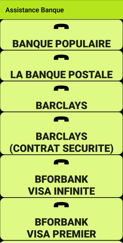 pocket sos by amasele banques