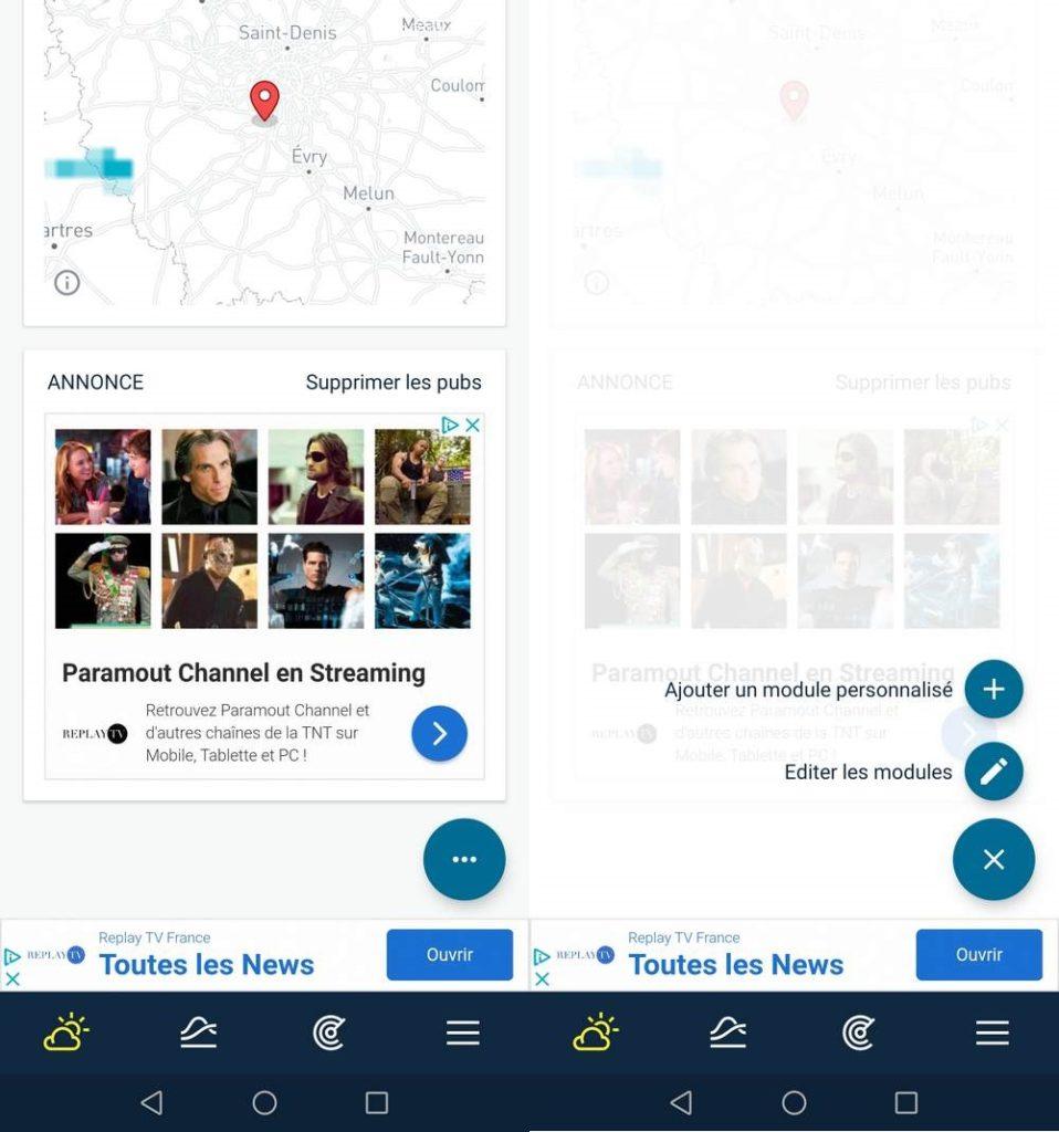 amasele move application android weatherpro gestion des blocs